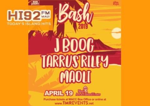 BASH 2019 Maui
