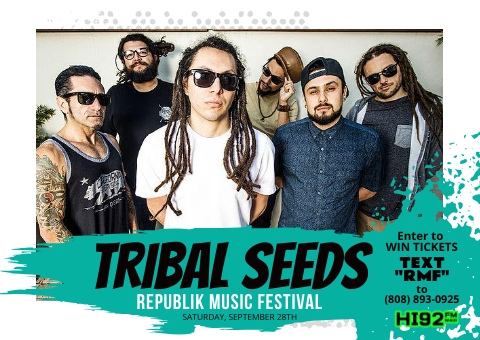 Tribal Seeds- TEXT