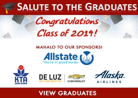 Salute to Graduates Logo