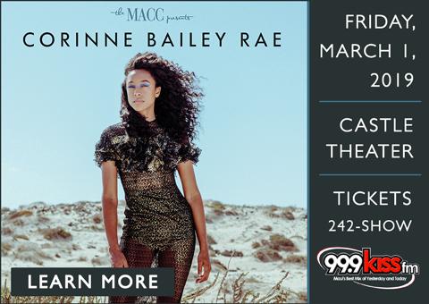 Presenting Station - Corinne Bailey Rae