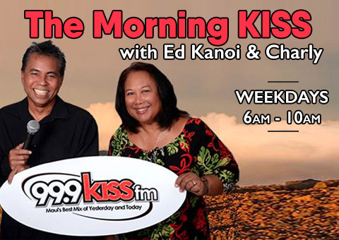 99 9 Kiss FM Radio | Maui's Best Mix of Yesterday & Today