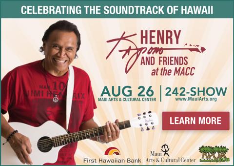 Henry Kapono & Friends