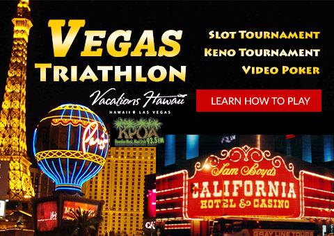 Vegas Triathalon