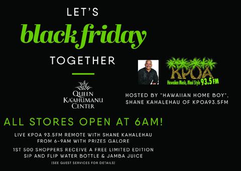 QKC Black Friday