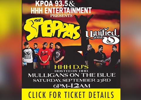 Steppas Event