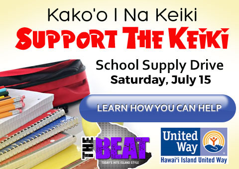Support the Keiki