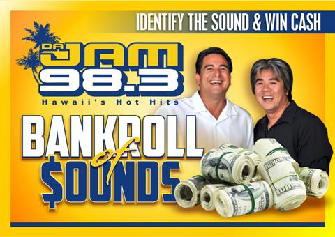 DaJAM Bankroll of Sounds